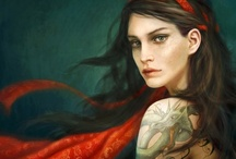 Illustrations: Portraits