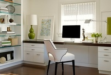 Home Inspiration - Offices and Workspaces / by Linda Pickrell
