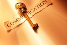 Communication is Key  /  'We have two ears and one mouth ... so that we can listen twice as much as we speak.' Epictetus