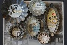 Re-Create /  re-purposed, reused, recycle / by Janice Courchaine