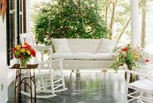 Backyard Pleasures / Ideas for backyard living / by Linda Pickrell