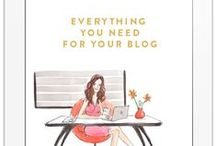 Blog Ideas / blog design and insights