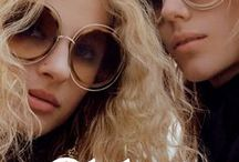 Chloé Sunglasses / Stay tuned and follow this board!