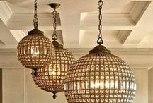 Home Inspiration - Lighting / by Linda Pickrell