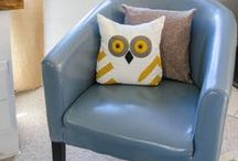 Home Inspiration - Furniture Faves and DIY / by Linda Pickrell