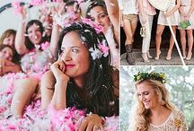 Ideas for bridal shower / Just some ideas to help my girls find some inspiration :0).  / by Vanessa Gonzalez
