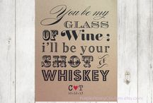 Engagement Party (Whiskey & Wine) / by Anabel Castaneda