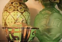 Vintage Florida 2 / Art Nouveau furniture and other, such as early vintage, antique interior design, lighting and decorative arts that inspire us. Things I wouldn't over look at an estate sale for a 1930's beach bungalow. Baby boomers with taste!!