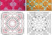 Crochet Stitches - Haaksteken