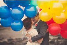 Engagement Shoot Inspiration / by Alissa Samperio
