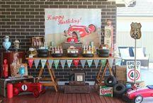 Carter's second birthday ideas / by Mary Beth Oren