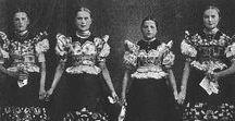 Fashion - Hungary / Hungarian Fashion and Folk Costumes / A magyar divat és népviselet