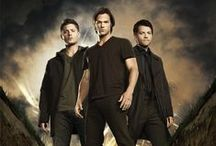 TV: Supernatural / Everything Supernatural :3 Winchester's brothers - Sam and Dean. Saving People, Hunting Things, The Family Business