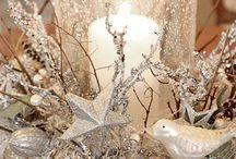 Holiday Season: Christmas / Decorations and idea's.