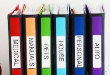Life: Organization & Decluttering