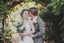 Wedding Dreams / Inspirations.. just it! *weddings *engaments
