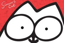 Illustrations: Simon's Cat