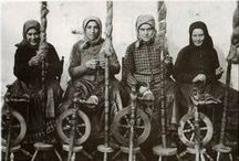 Hello from the Past - Hungary - Old Crafts / Régi magyar mesterségek, munkák