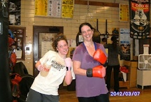Loyola Park Boxing Gym / by Smart Women Boxing Training