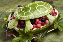 {Zoo Food} / Tasty treats to make you feel like you're in the wild!