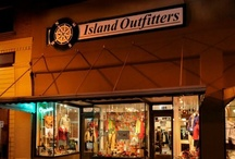 Island Outfitters / Island Outfitters is one of the many shops located in Historic Beaufort, NC. They are constantly changing their merchandise along with their regular inventory of t-shirts, Merrell, Keen, and Reef flip flops just to name a few.