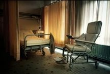 Abandoned-Nursing Home / by Sue Ressie