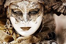 Beautiful masks / To hide a face