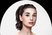 Audrey Hepburn *1* / Audrey Hepburnová, vlastním jménem Audrey Kathleen van Heemstra Hepburn-Ruston, zkráceně Audrey Ruston, (*4. května 1929 Brusel, Belgie – † 20. ledna 1993 Tolochenaz, Švýcarsko) byla britská herečka a velvyslankyně UNICEF, jedna z nejznámějších tváří filmového plátna druhé poloviny 20. století, nositelka cen Oscar, Tony, Emmy i Grammy. / by Aňa