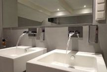 Bathrooms / Outstanding bathrooms, tastefully decorated. Create an atmosphere in the whole of your home.