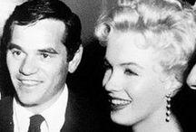 Marilyn ღ ~Milton Greene~ ღ ღ / Milton H. Greene (* 14. marca 1922 v New York City -  † 8. augusta 1985 v Los Angeles) bol módny a celebritny fotograf. Bol aktívny viac ako štyri desaťročia. Najlepšie fotenie urobil s Marilyn Monroe . Spolu s ďalšími významnými fotografmi, ako je napríklad Richard Avedon, Cecil Beaton, Irving Penn, a Norman Parkinson, uznávaný fotograf za prínos módnej fotografie do oblasti výtvarného umenia. / by Aňa