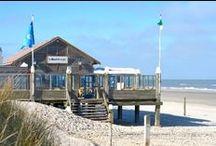 Dutch beach/sea / De mooiste plekjes van Nederland, de Wadden en Zeeland. Zou daar graag willen wonen!