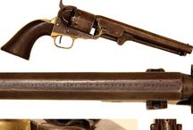 Cowboy Weapons / Cowboy weapons. Hand guns and long guns. And unique items.