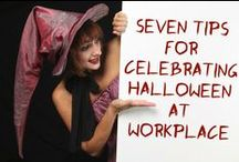 Halloween Office Party / Halloween party celebration ideas for everyone. / by JobCluster