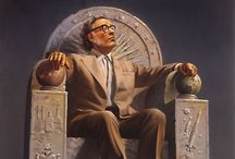 Asimov Stuff / Things of or inspired by the great Asimov.