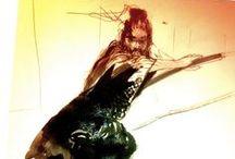 Nicolas Nemiri / http://comicsalliance.com/nicolas-nemiri-art/
