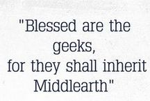 LOTR and The Hobbit / Welcome to Middle Earth!