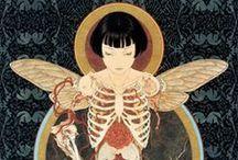 Takato Yamamoto / http://www.akatako.net/catalog/japanese-artists/takato-yamamoto