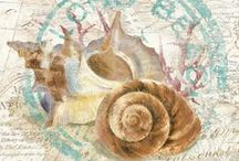 PRINTABLESfor decoupage and more  laminas  печать εκτυπωσεις: SEA LIFE-MERMAID