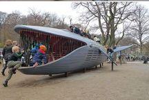 Kid's playgrounds