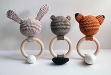 Rattles / Rattles for babies