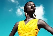 Cultural Fashion & More / The skin tones, the  bold colors, the trends