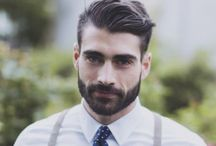 Beard men's hair styles / take in best 4 u