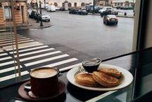 CAFÉ & FOOD