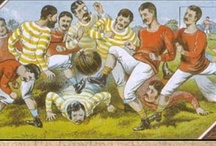 Football heritage / Where it all began - trace the origins of the beautiful football game throughout history!
