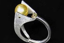 Contemporary Jewelry - Geometric / Collection of Geometric forms from our Contemporary Jewelry Artists. Visit our website to see model views of how they look on body. You will find them in totally different looks!