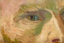 {Art} Vincent van Gogh (1853-1890) / by Harry Bett