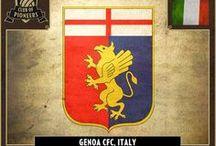 Genoa CFC, Pioneers of Italy