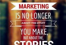 Marketing Quotes / Inspirational quotes we love about marketing.