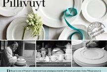 Pillivuyt for the Discerning Chef / Choosing the best cookware is just as important as choosing the best ingredients. You will not be disappointed by the exceptional quality of Pillivuyt French Porcelain.