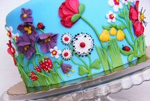 Fancy Cakes / by Brenna Grindstaff-Seely